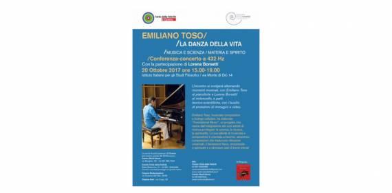 Emiliano Toso e la Danza della Vita