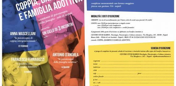 Coppia, bambini e famiglia adottiva